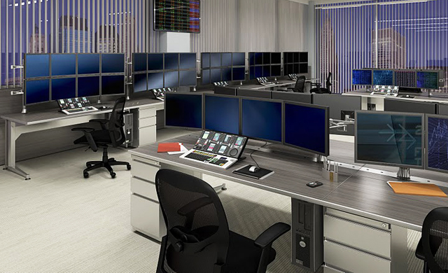 Network Operation Centers. Built to Suit.